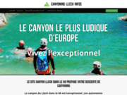 Canyoning Llech