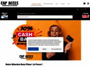 Cap Acces - Accessoiriste moto