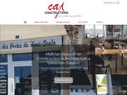 CAP Construction : Maître d'œuvre en construction et architecture près de Besançon