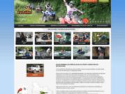 Randonnées quad en Morvan (Nièvre - 58) - CAP XTREM