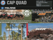 Specialiste du quad polaris - CapQuad