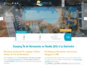 Camping 5 étoiles Vendée à Noirmoutier
