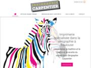 Sérigraphie Carpentier, imprimerie à Toulouse