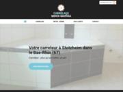 Carrelage Mock Mathia - Carrelage, revêtements de sols et salles de bain clef en main à Stotzheim