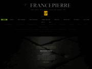 Travertin, pierre de Bourgogne