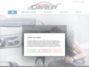 Carrosserie Chapelet : Entreprise de carrosserie et bris de glace près de Béziers
