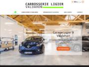 Carrosserie JP Ligier, garage auto à Valdahon