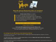 Menu QR Code pour votre restaurant