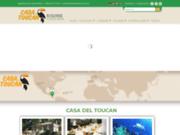 Casa del Toucan : location d'éco lodge au Costa Rica