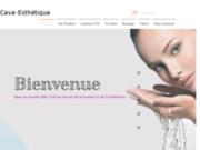 CAVA-Esthétique, France. Matériel professionnel esthétique médical, appareil cryolipolyse