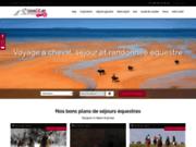 Calvano.com: agence de voyages spécialisée en tourisme équestre