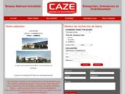 Cazé Immobilier - Agence immobilière d'entreprise