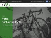 Bienvenue sur le site de CBIKE, votre technicien cycle à domicile dans la Loire 42