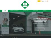 Centre de Contrôle Technique de la Ganzau - Contrôle technique à Strasbourg