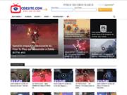 Création 2 site - Créer un site gratuit