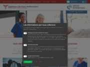 Avion ambulance - centrale-vols-ambulance.fr