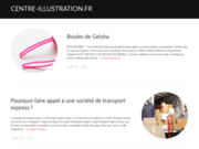 CENTRE-ILLUSTRATION.FR, portail d'information générale