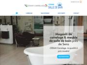 CERAM CARRELAGE à Saint-Clément pour l'ameublement de votre salle de bain