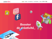 Cetercom, agence de communication 360