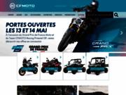 Acheter la qualité et la fiabilité Cfmoto