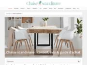 Découvrez les plus belles chaises de type scandinaves