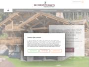 Decobois : Société de construction de chalets en bois vers Mulhouse