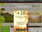 Champagne Maison Fresnet-Juillet à Verzy