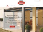 Champagne Sécurité Automatisme à Saint-Memmie spécialiste des fermetures