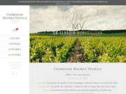 Champagne Maurice Vesselle à Bouzy