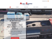 Alsa Chapes - chape et isolation à Wittenheim