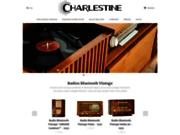 Anciennes radios modernisées en enceinte bluetooth