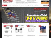 CharlyMoto: vente de pièces détachées de quad