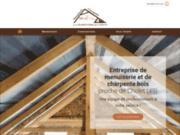 LES CHARPENTIERS DES TROIS MONTS à Lys-Haut-Layon réalise votre charpente