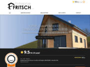 Charpentes Fritsch : artisan charpentier à Soultzeren