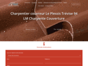 Couvreur Charpentier  94420 Le Plessis Trevise