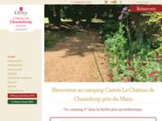Camping 5 étoiles Sarthe