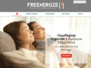 Freenergie, entreprise de chauffage et climatisation en Alsace