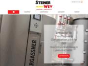 STEINER - WEY à Bitche pour l'installation de votre système de chauffage