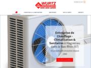 Wurtz Alfred SA spécialiste du chauffage et sanitaire à Haguenau