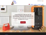 ADECF : Chauffagiste spécialiste dépannage et entretien vers Besançon