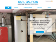 SARL Gaurois à Morchamps