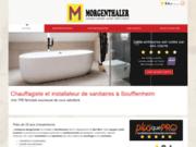 Morgenthaler, entreprise de chauffage située à Soufflenheim