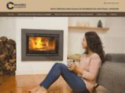 Cheminées conception installateur cheminées et poêles