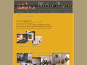 Cheminées Dupont - Foyers, inserts, pellet