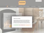 Chauffage Nature - Cheminées Godin : Entreprise d'installation de cheminées et poêles