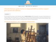 Le choix du chevalet de peinture