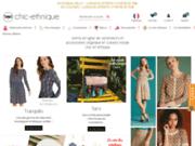 Chic Ethnique, boutique indépendante de vêtements et accessoires femme originaux