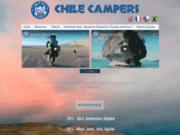 Location de vans aménagés pour voyager au Chili et en Argentine