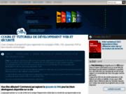 Chiny - Cours et tutoriaux de développement et sécurité Web