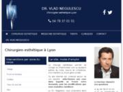 Dr Negulescu chirurgien esthétique à Lyon